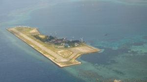 Aerial View, Pulau Layang