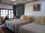 Room with 2 queen size bedroom