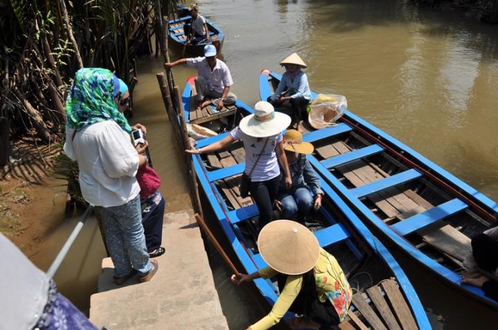 Delta Cruise @ Mekong River